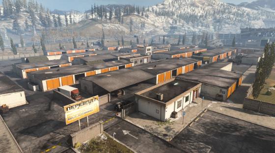 Storage Town warzone