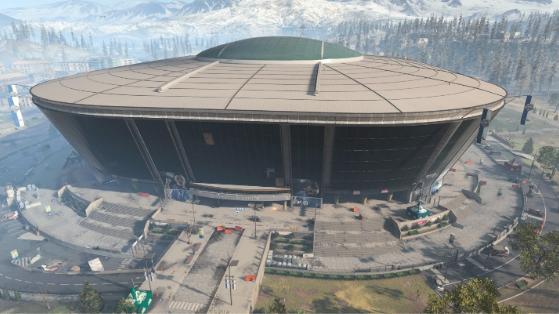 Stadium warzone