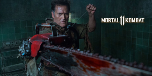 Evil Dead's Ash Leaked for Mortal Kombat 11 DLC