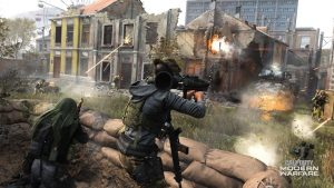 Four New Weapons Coming to Call of Duty: Warzone
