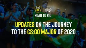 ESL Details Road To Rio Teams, Dates