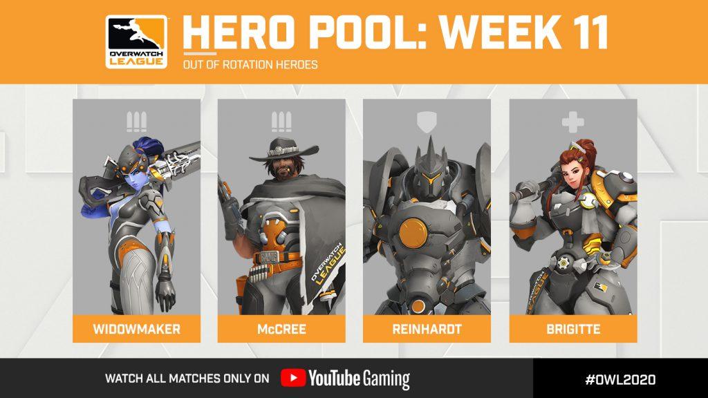 Hero Pool