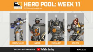 Overwatch's First Unified Hero Pool Revealed