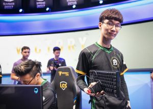 Wadid Returns to Korean League; Joins Griffin
