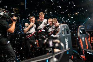 LEC Spring Finals: G2 Sweep Fnatic