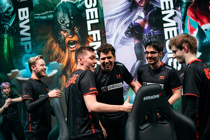 LEC Playoff Day Two: Fnatic Top Origen