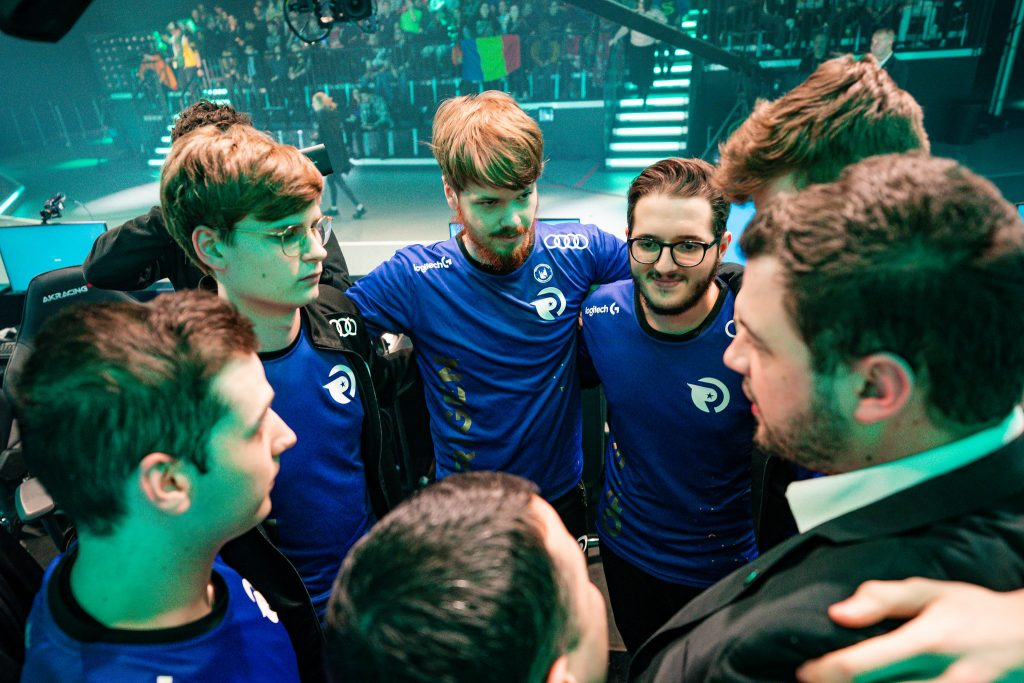 Origen took care of Rogue 3-1 in Round 2 of the LEC Playoffs to set up a date with G2 Esports. (Photo courtesy Michal Konkol - Riot Games)