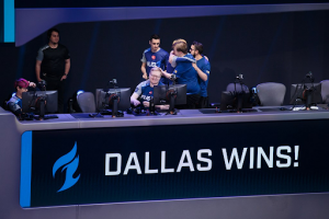 Dallas Fuel Earn First Win of the Season