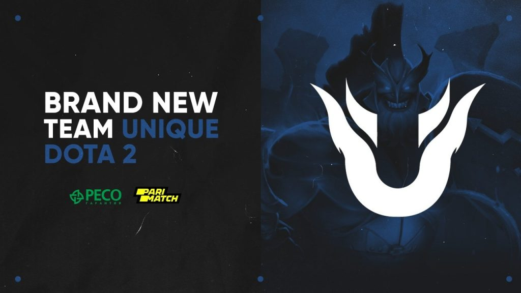 The signing of Team Gentlemen has secured Team Unique with an invite to the ESL One Los Angeles 2020 Online: Europe & CIS tournament (Image via Team Unique)