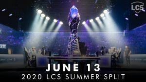 LCS Summer Split to Start June 13th