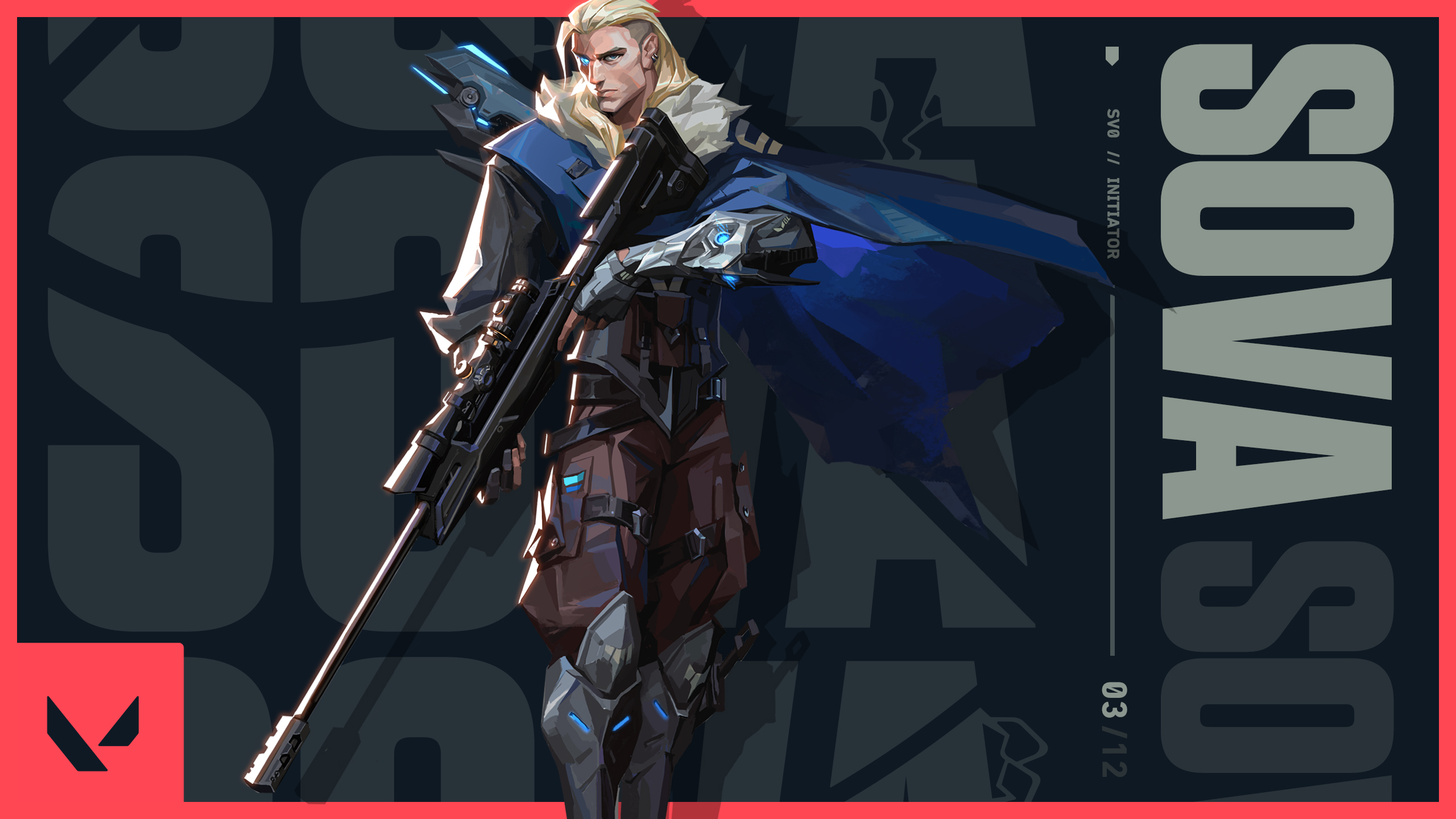 Sova works for Banks but he recommends you find which Agent works best for you (Image via Riot Games).