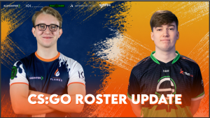 TeSeS Joins Heroic; Queenix Fills His Slot at CF