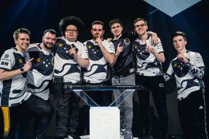 Spacestation Gaming Take First in NA Pro League