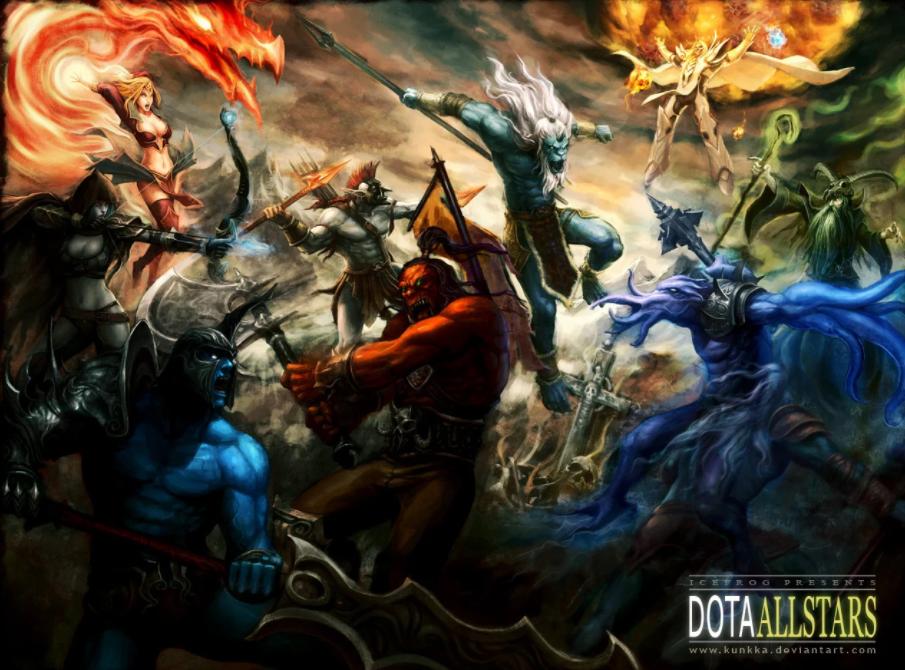 DotA-Allstars.com