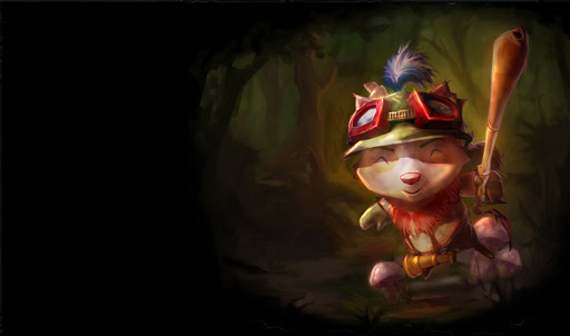 The original origin of LoL Teemo