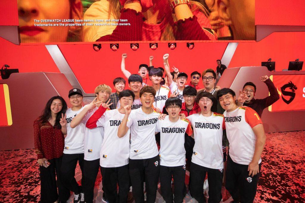 Shanghai Dragons