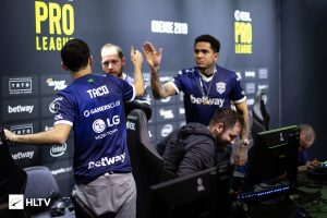 MiBR have won their group twice in a row, guaranteeing a top two seed at Flashpoint Playoffs (Photo via HLTV)