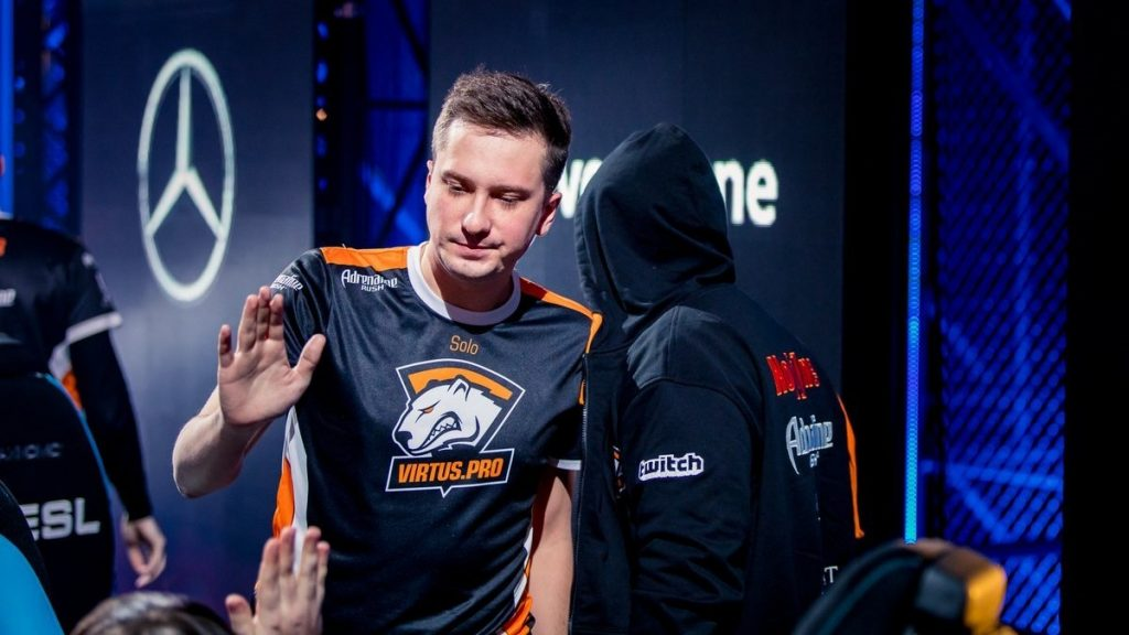 VP Raise Hell and B8 get Baited by Cyber Legacy at ESL
