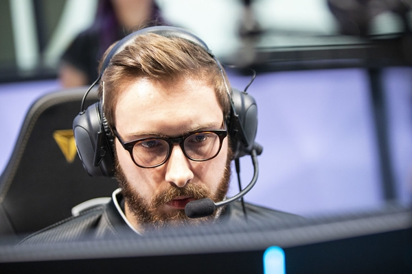 LCS TSM's Bjergsen playing