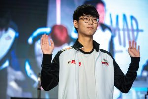 Ucal Returns to KT Rolster