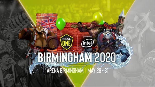 ESL confirmed 32 teams that will be competing at ESL One Birmingham Online (Photo via ESL)