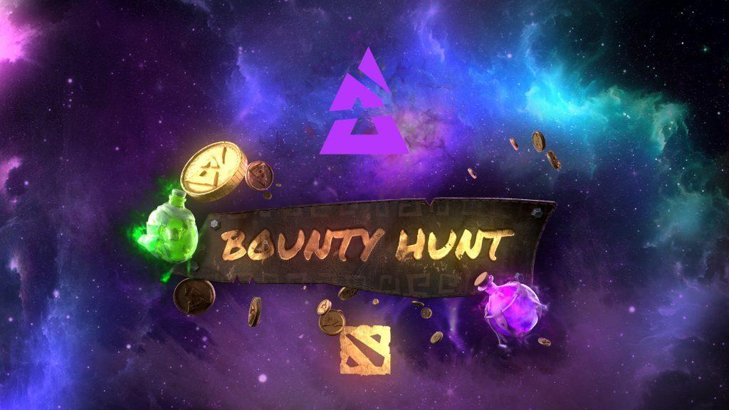 Dota bounty hunt blast