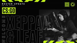 Xeppaa and leaf Join Chaos Esports