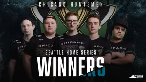 Chicago Huntsmen Win Seattle Surge CDL Home Series