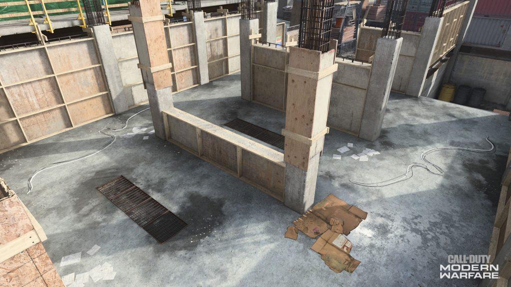 Concrete Formwork Building