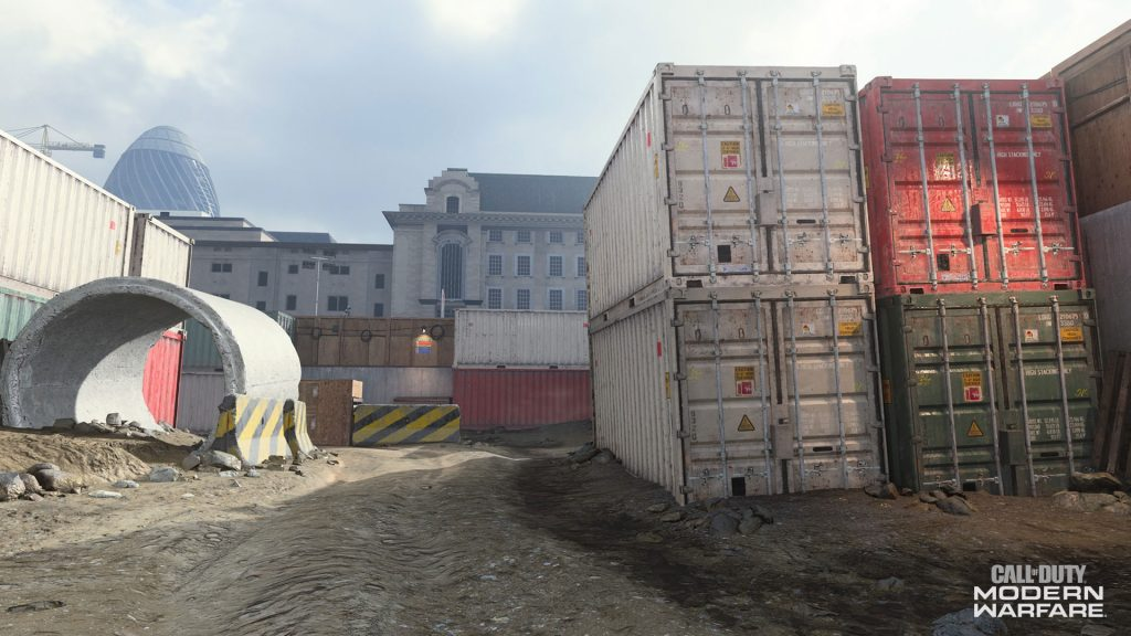Hardhat - Containers