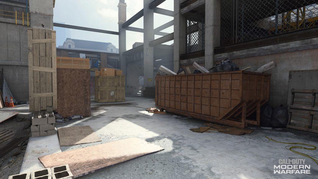 Dumpster Building