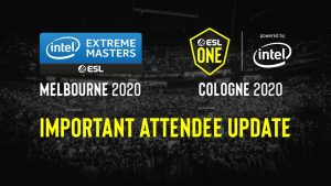ESL One Cologne to be Held Without Live Audience