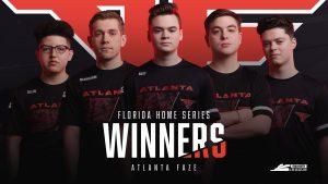 FaZe Take Florida Home Series over OpTic Gaming