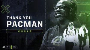 Pacman Leaves OpTic Gaming Los Angeles