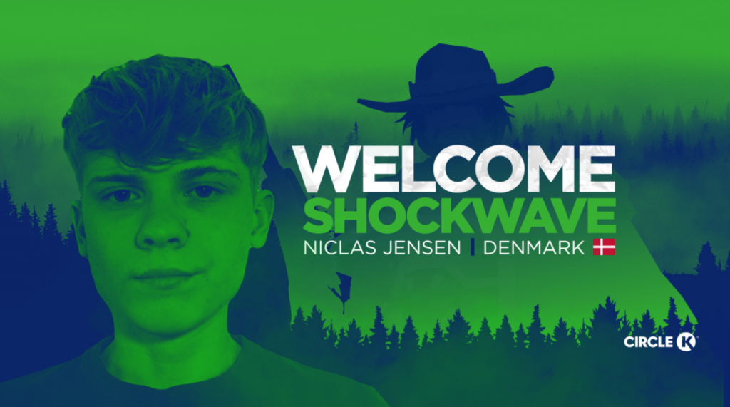 Shockwave becomes the Titan's third DPS player (Image via Vancouver Titans)