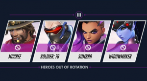 More Changes Coming to Overwatch Hero Pools