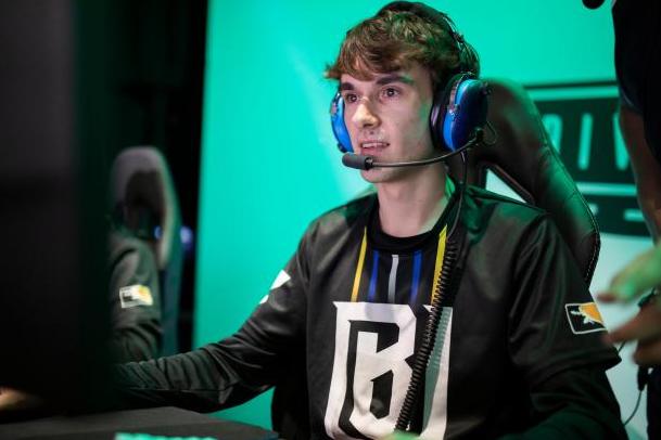 Boston Uprising Overwatch League player