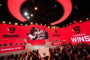 Shanghai Dragons win APAC May Melee Tournament