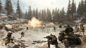Call of Duty League Announces First Warzone Weekend