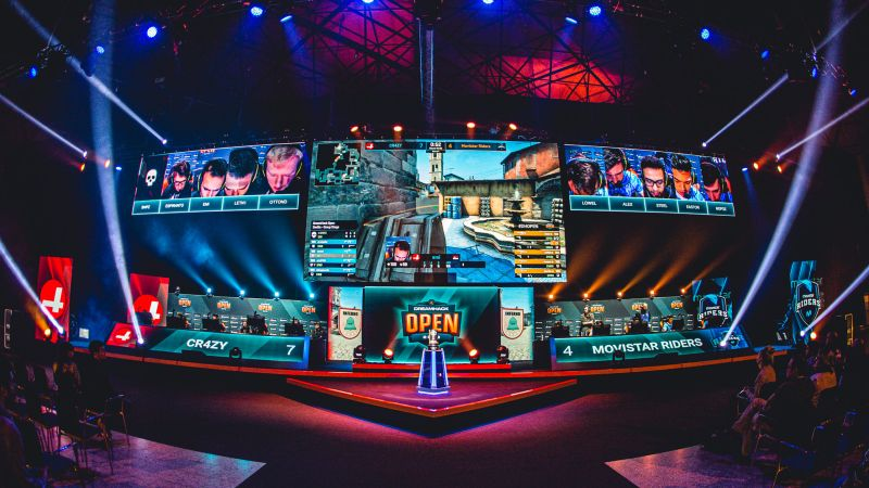 Each Dreamhack Open event will be divided into two stages, with a $100,000 cash purse for EU and NA, and $50,000 in prize winnings for both Asia and Oceania (Photo via Dreamhack)