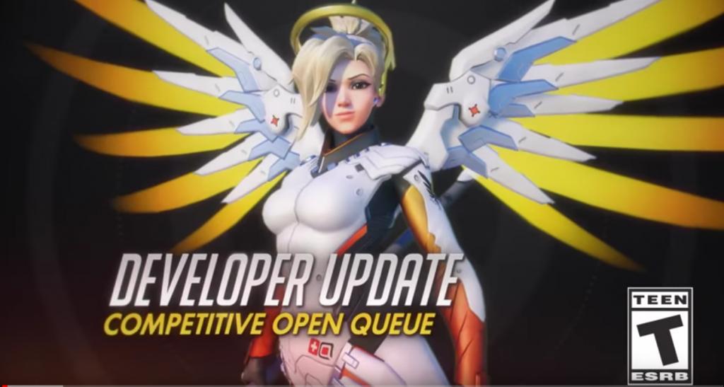 Overwatch Open Queue