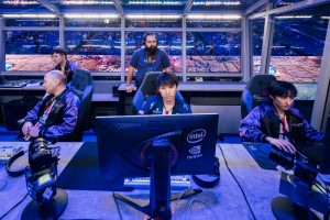 Invictus And LGD Begin Road to Redemption At ESL One