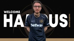 Hampus joins NiP; Lekr0 moves to bench