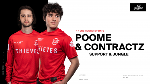 100T to Start Contractz and poome in Week Four