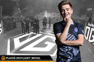 Player Spotlight: N0tail – A Testament to Never Giving Up