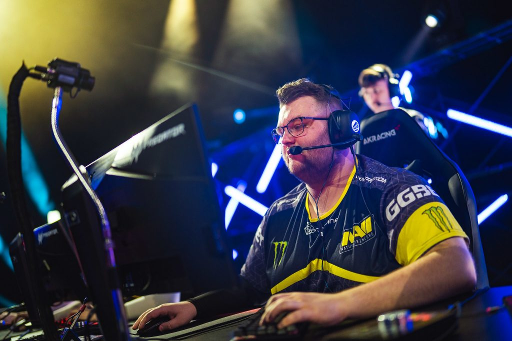 Natus Vincere's Kendrew speaks to Hotspawn regarding their team's storyline, changes and more ahead of the European League (Photo via Kirill Bashkirov | Ubisoft)