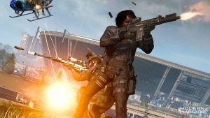 Call of Duty Warzone Update Adds 200 Player Lobbies