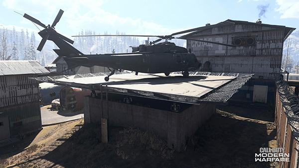 The Helipad in Scrapyard