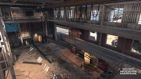 Scrapyard Red Warehouse