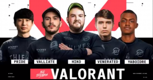 100 Thieves Reveal Full VALORANT Roster